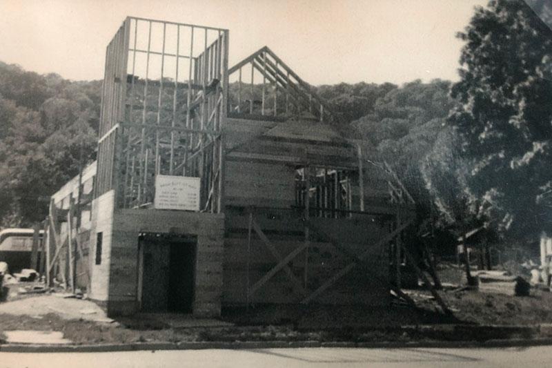 Hemlock & Superior construction