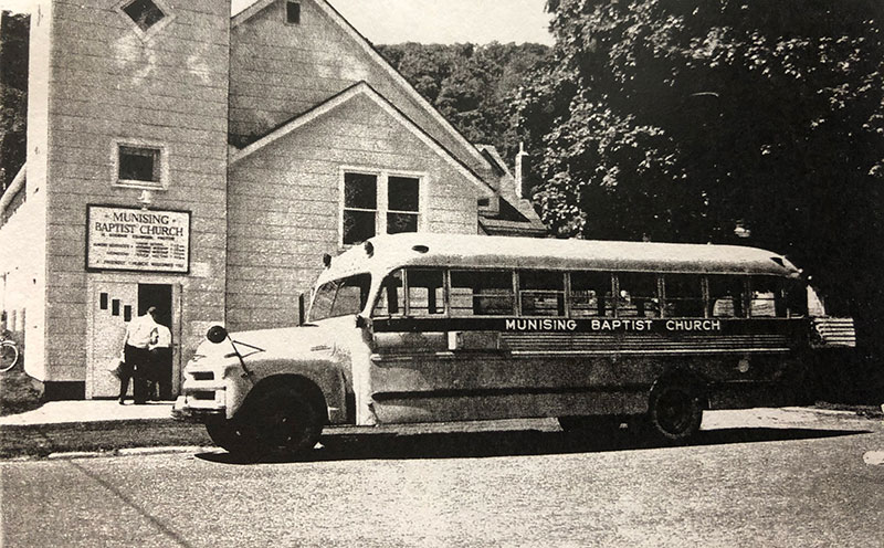 new school bus