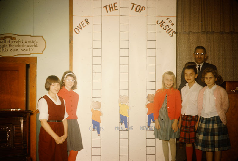 Sunday School competition