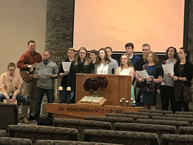 youth group music