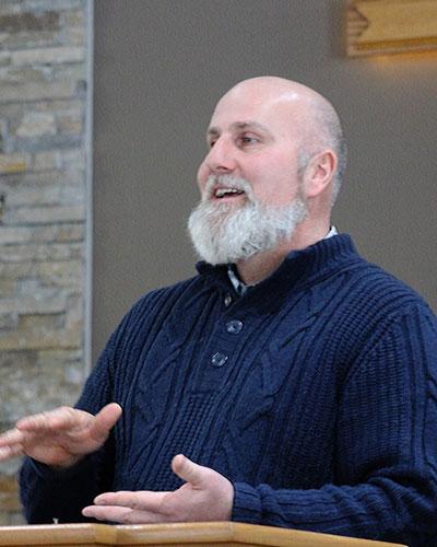 Pastor Jason LaFlamme